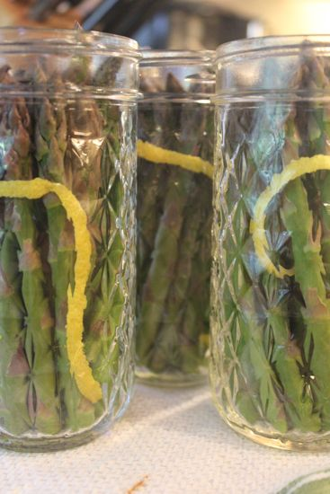 pickled asparagus – no regrets (and a soup recipe, too) | Mrs ...