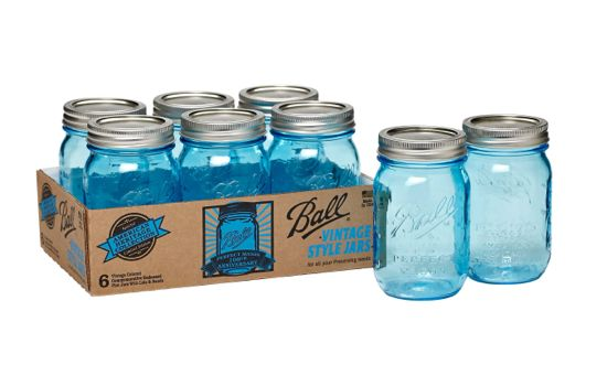 JARDEN HOME BRANDS BALL JARS