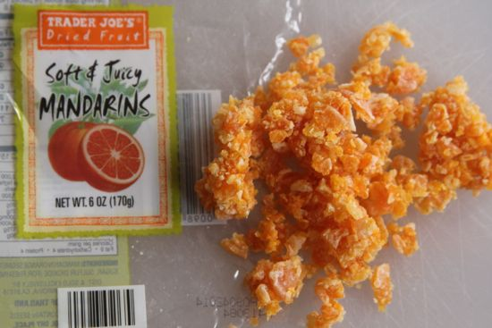 Minced Dried Orange