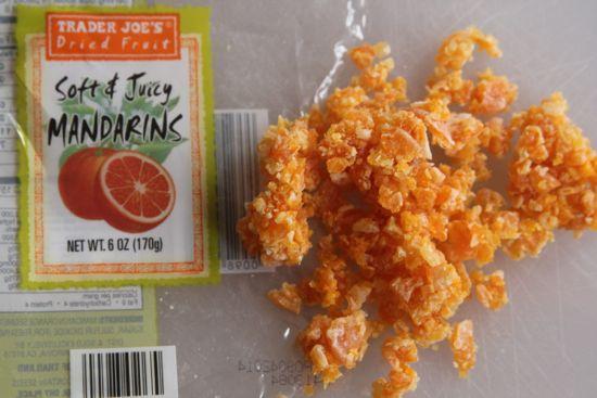 Minced Dried Orange