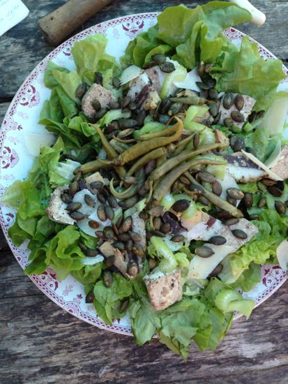 salade fermier