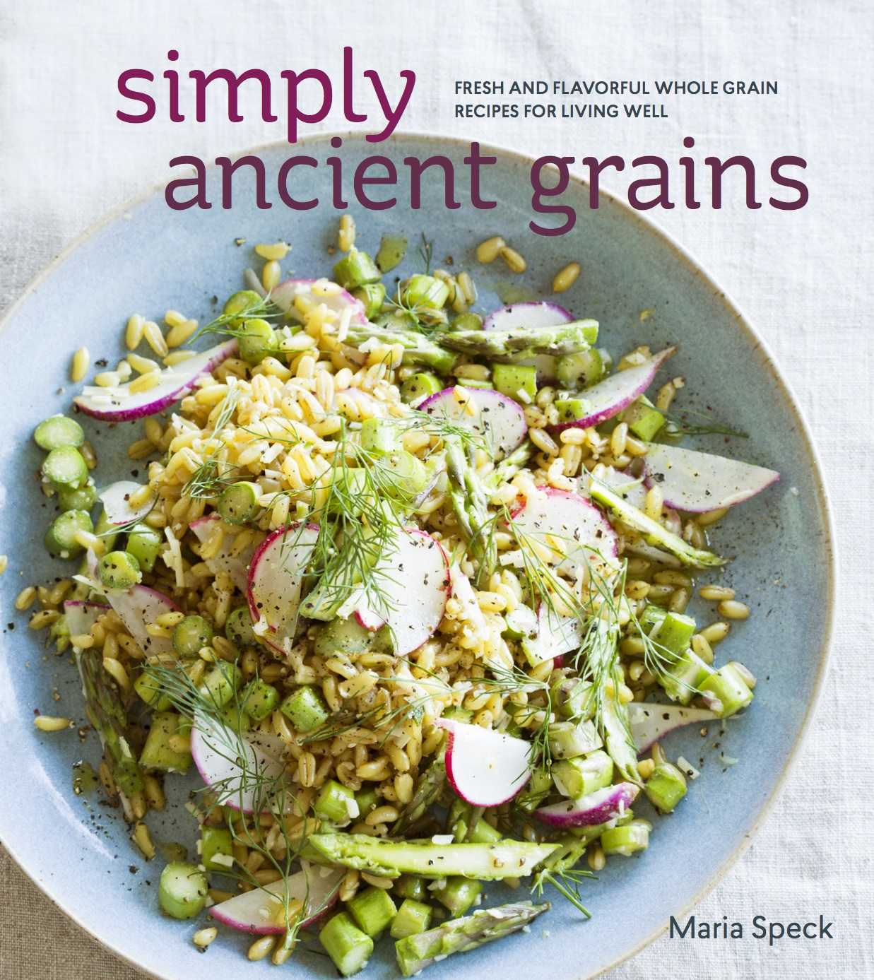 Simply Ancient Grains cover
