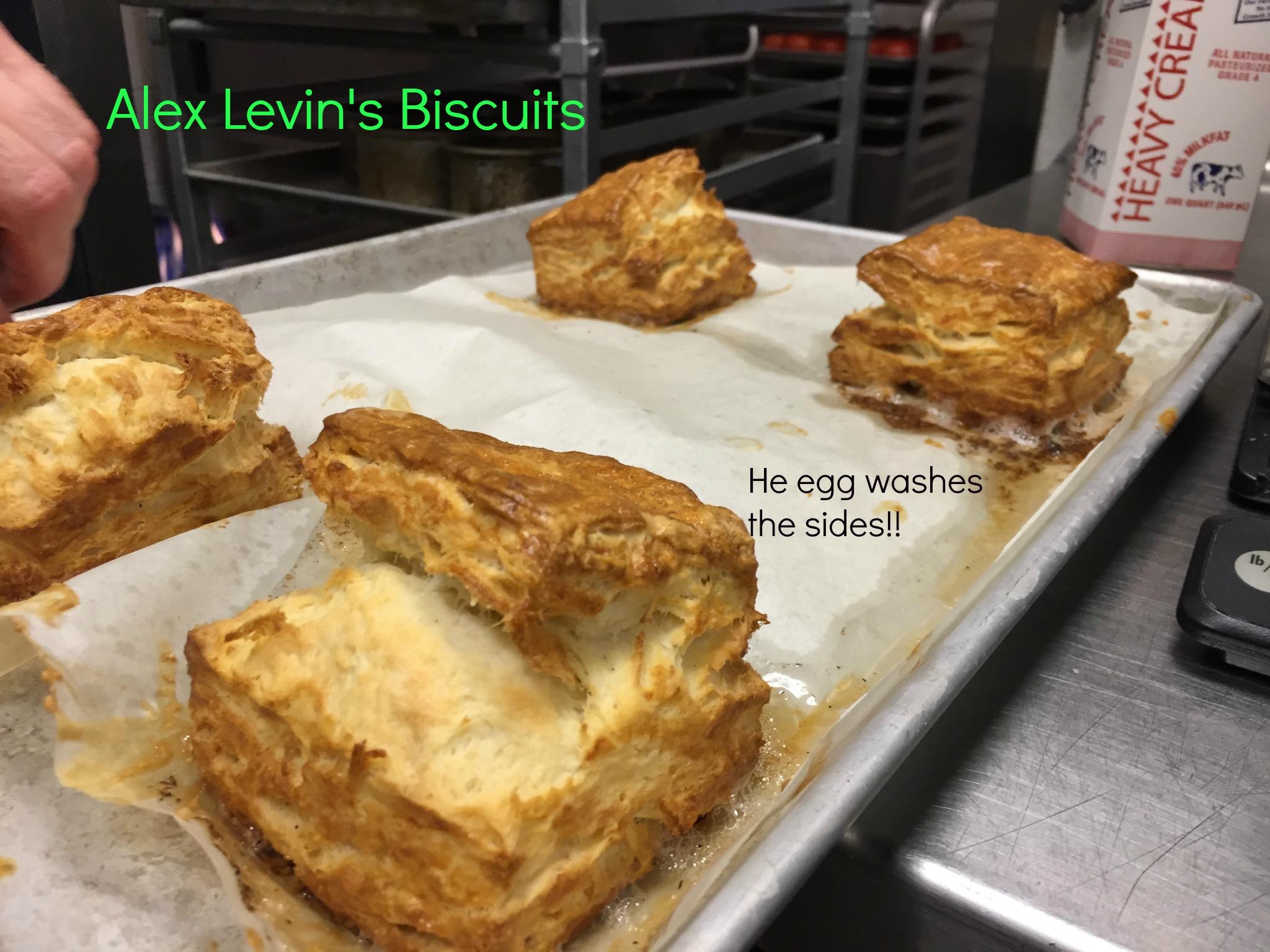 Alex's Biscuits